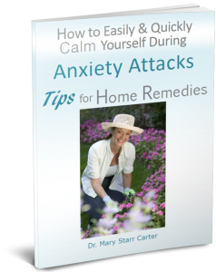 How to Easily & Quickly Calm Yourself During Anxiety Attacks