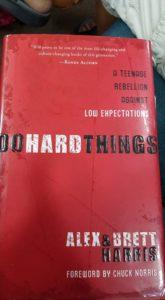dothehardthings