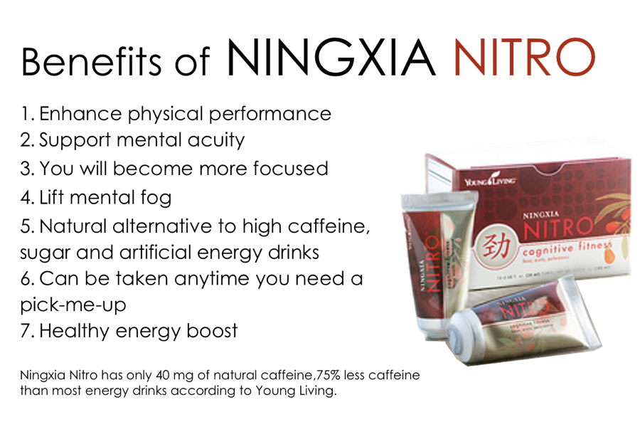 Natural Remedies For Tired Moms And Dads Ningxia Red And
