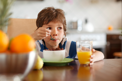 Kid's Food, Sleep and Vitamins That Will Make Every Mom Happy