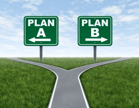 Why Having a Plan B is Good for Moms, Dads and Retirees