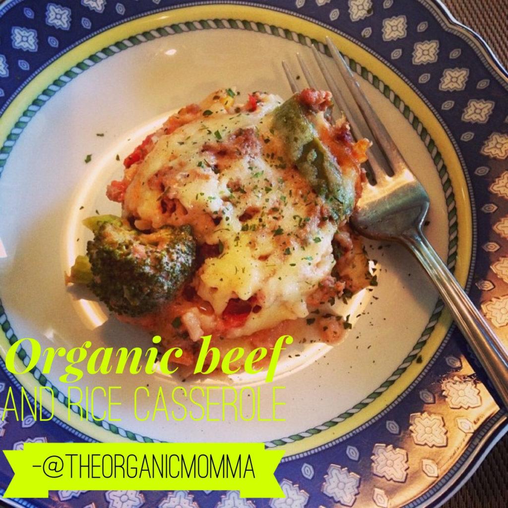 Organic-Beef-Rice-Casserole