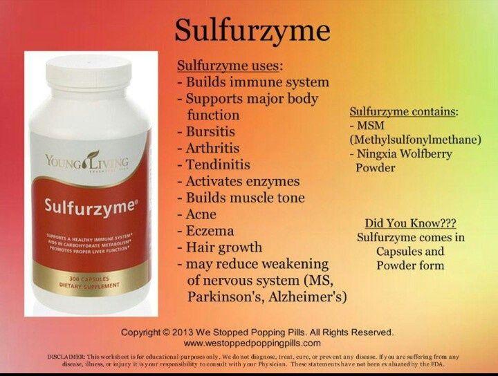 Sulfurzyme - The Total Wellness Doc |